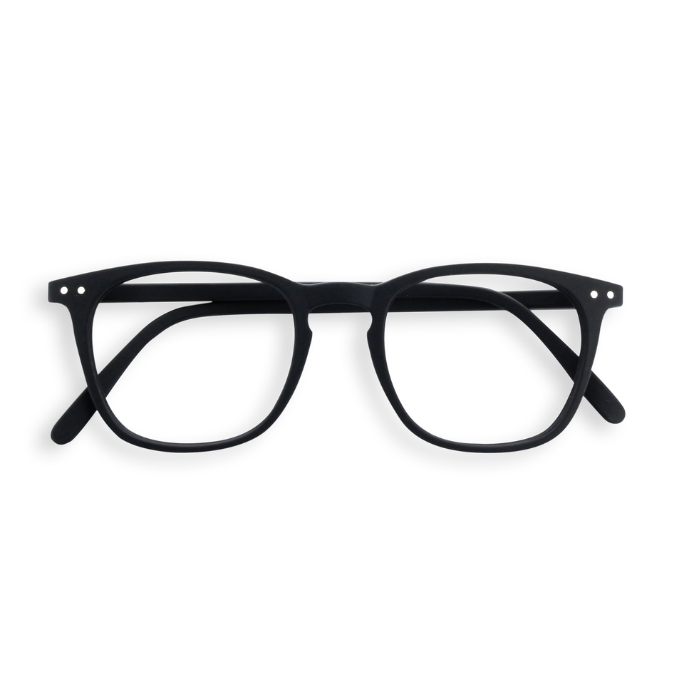 Black #E Screen Glasses by Izipizi