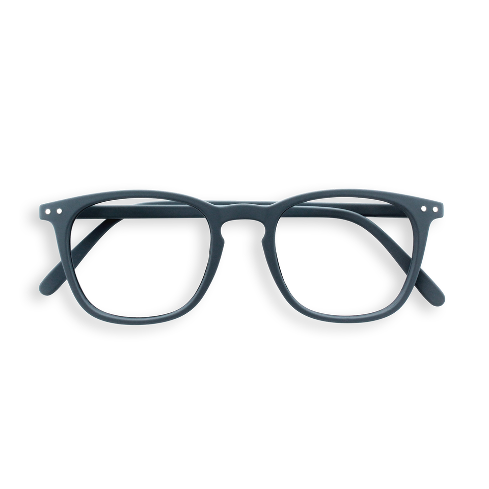 Grey Soft #E Reading Glasses by Izipizi