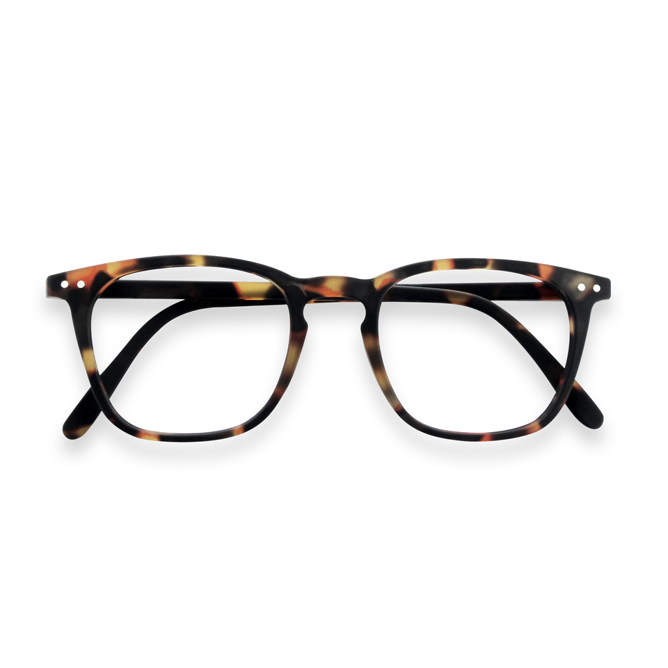 Tortoise #E Reading Glasses by Izipizi