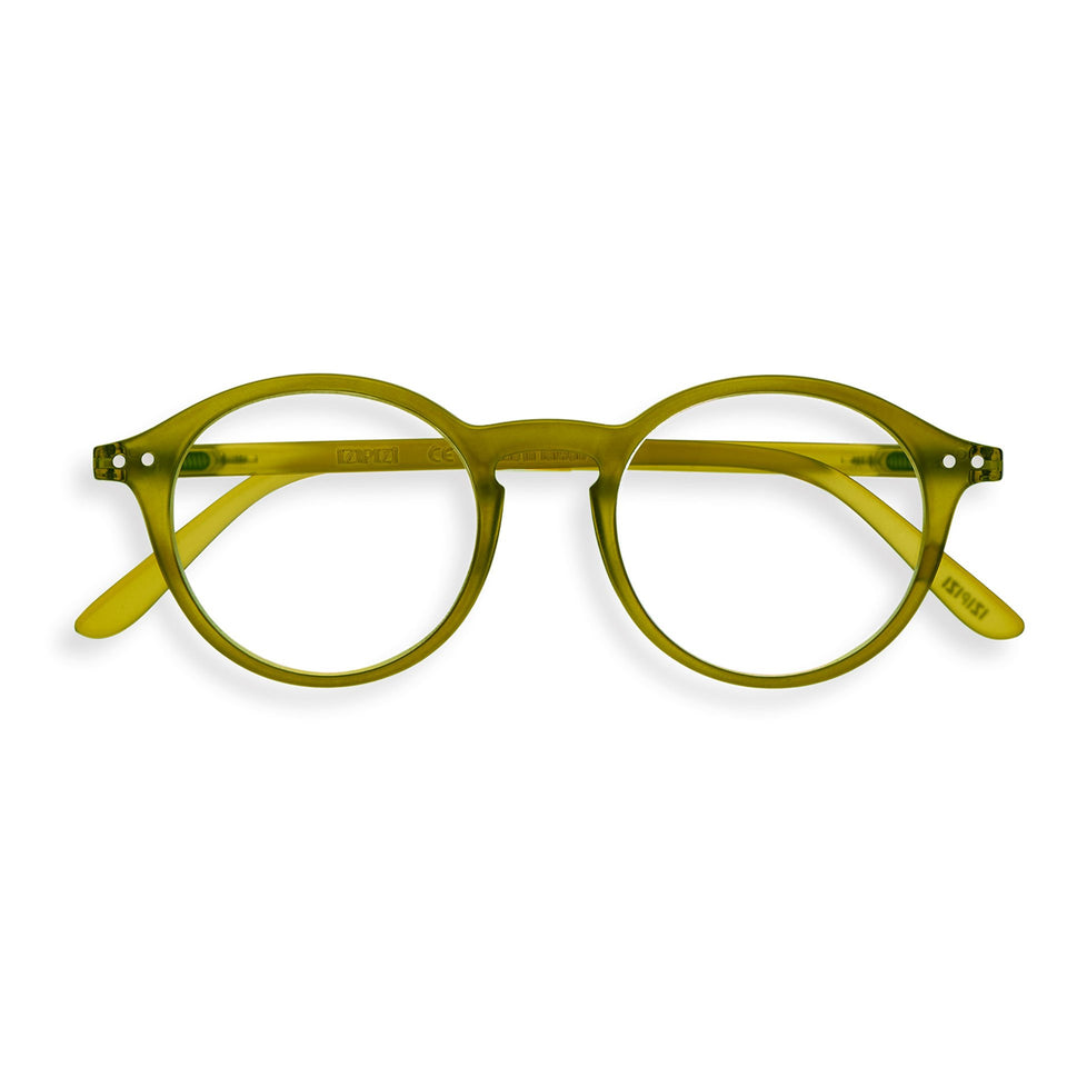 Bottle Green #D Screen Glasses by Izipizi - Glazed Ice Limited Edition