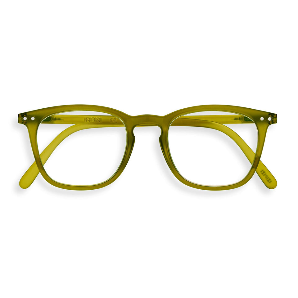 Bottle Green #E Screen Glasses by Izipizi - Glazed Ice Limited Edition