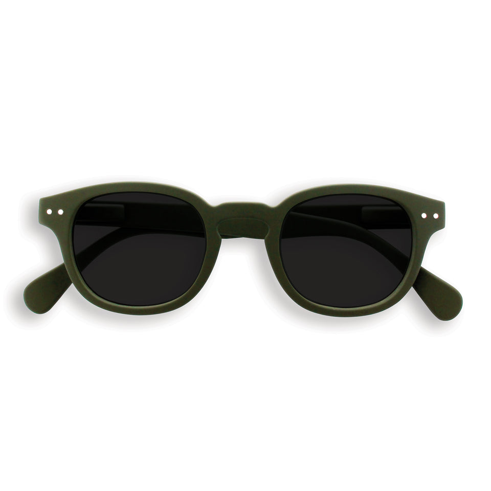 Kaki Green #C Sunglasses by Izipizi