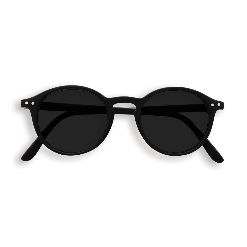 Black #D Sunglasses by Izipizi