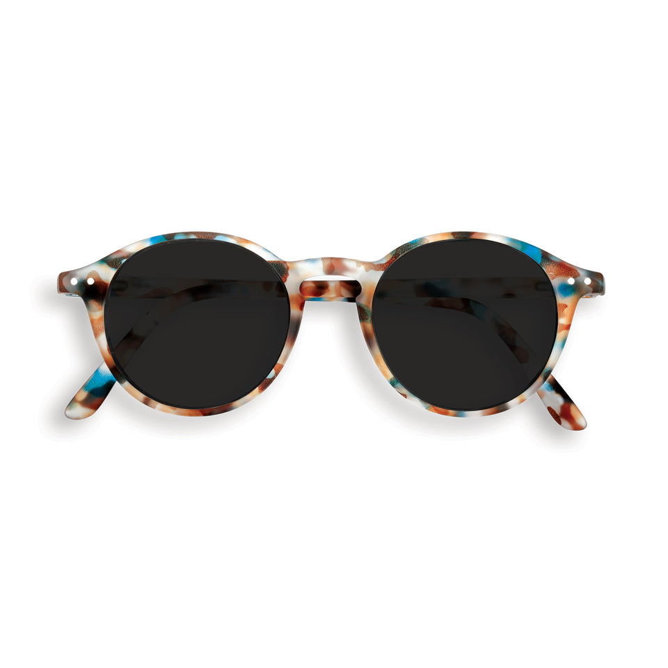 Blue Tortoise #D Sunglasses by Izipizi