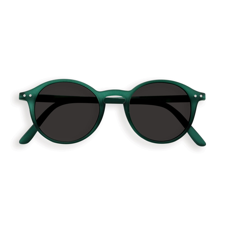 Green Crystal #D Sunglasses by Izipizi