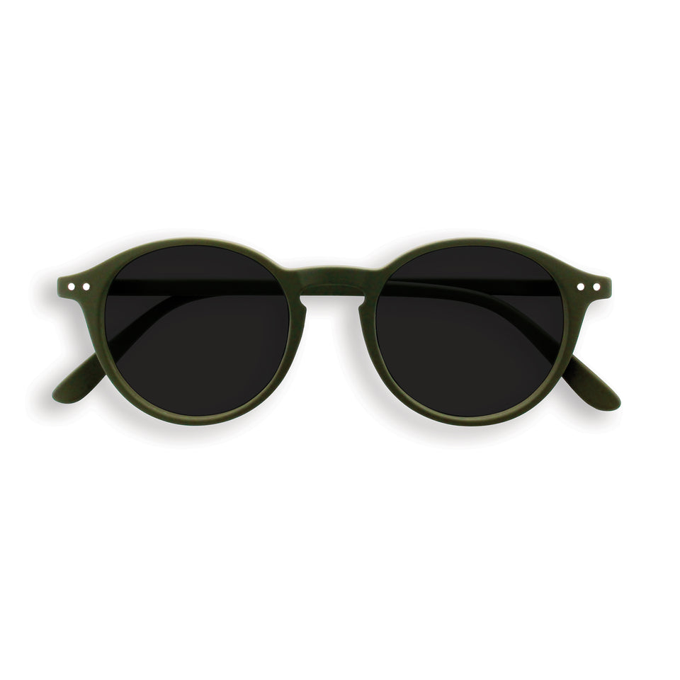 Kaki Green #D Sunglasses by Izipizi