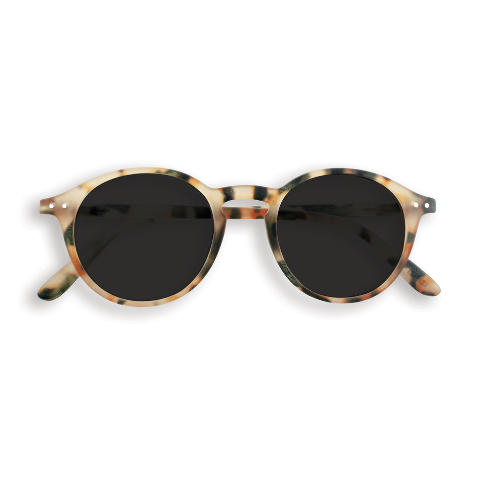 Light Tortoise #D Sunglasses by Izipizi