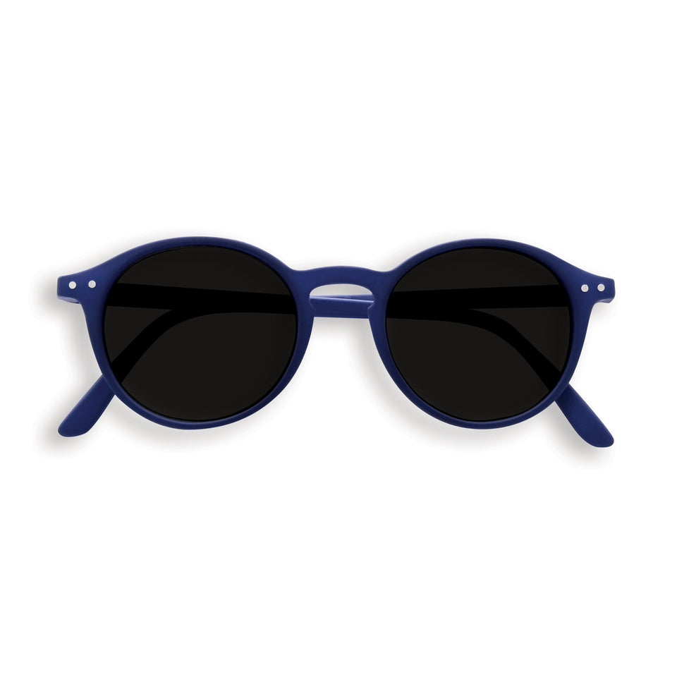 Navy Blue #D Sunglasses by Izipizi