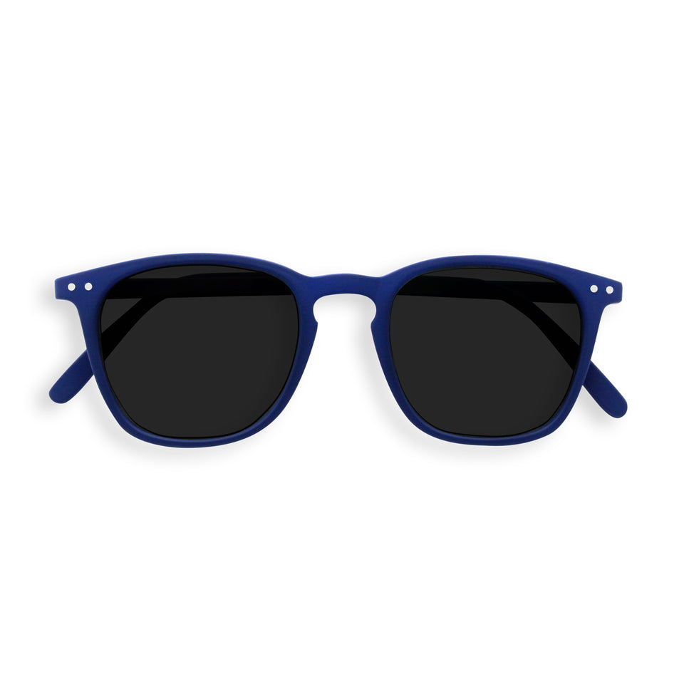 Navy Blue #E Sunglasses by Izipizi