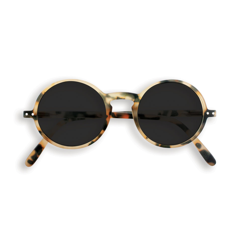 Light Tortoise #G Sunglasses by Izipizi
