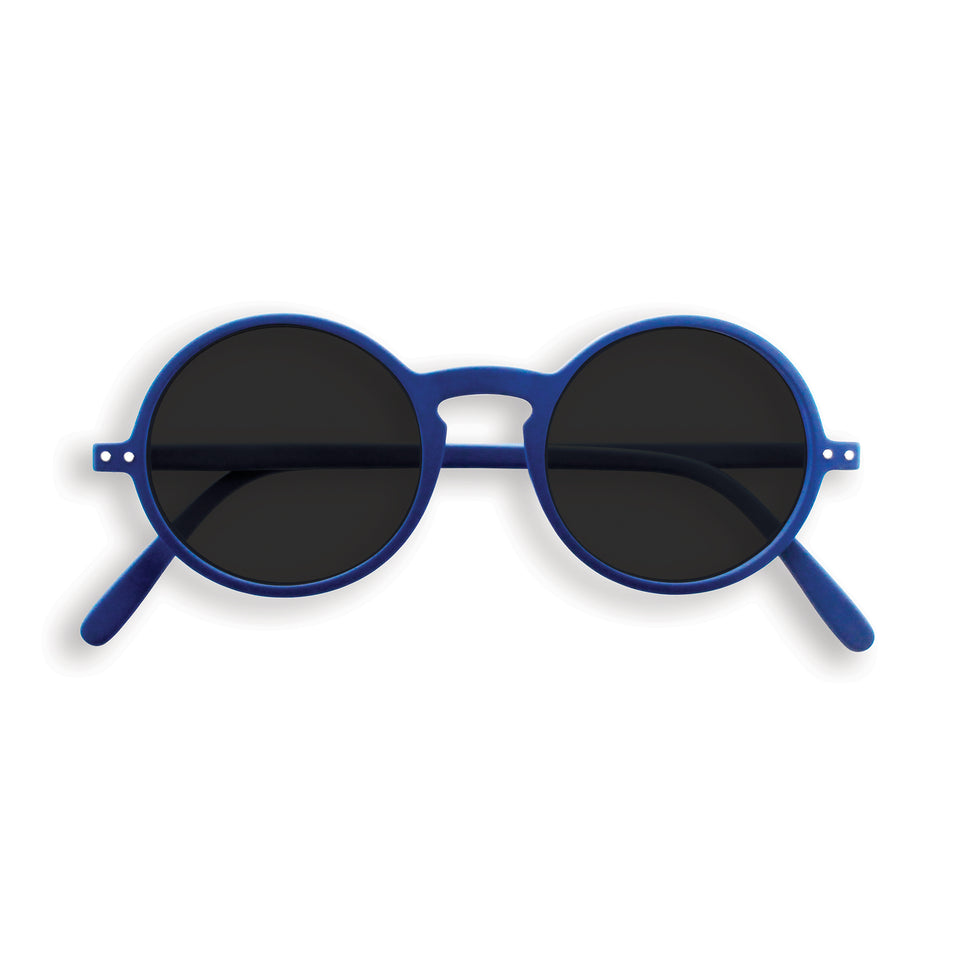 Navy Blue #G Sunglasses by Izipizi