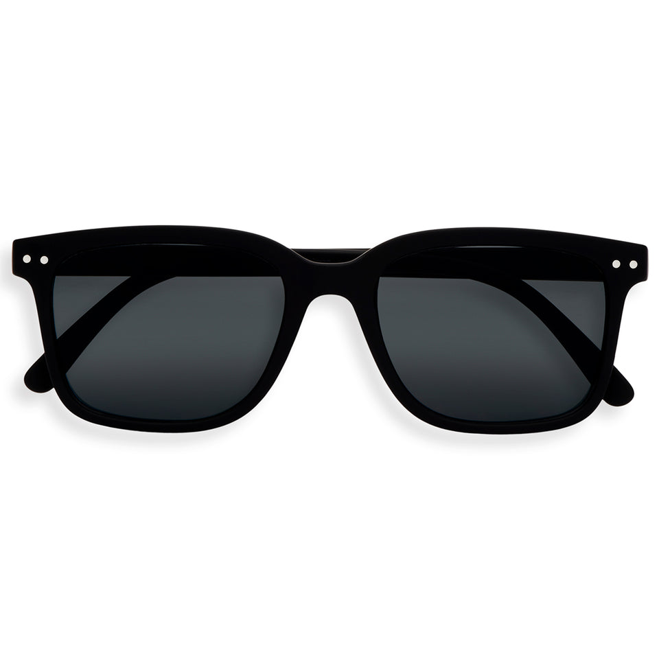 Black #L Sunglasses by Izipizi