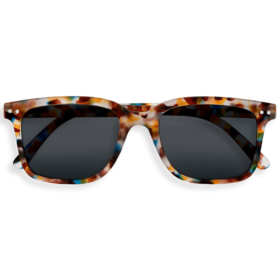 Blue Tortoise #L Sunglasses by Izipizi