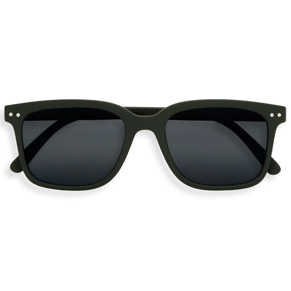 Kaki Green #L Sunglasses by Izipizi