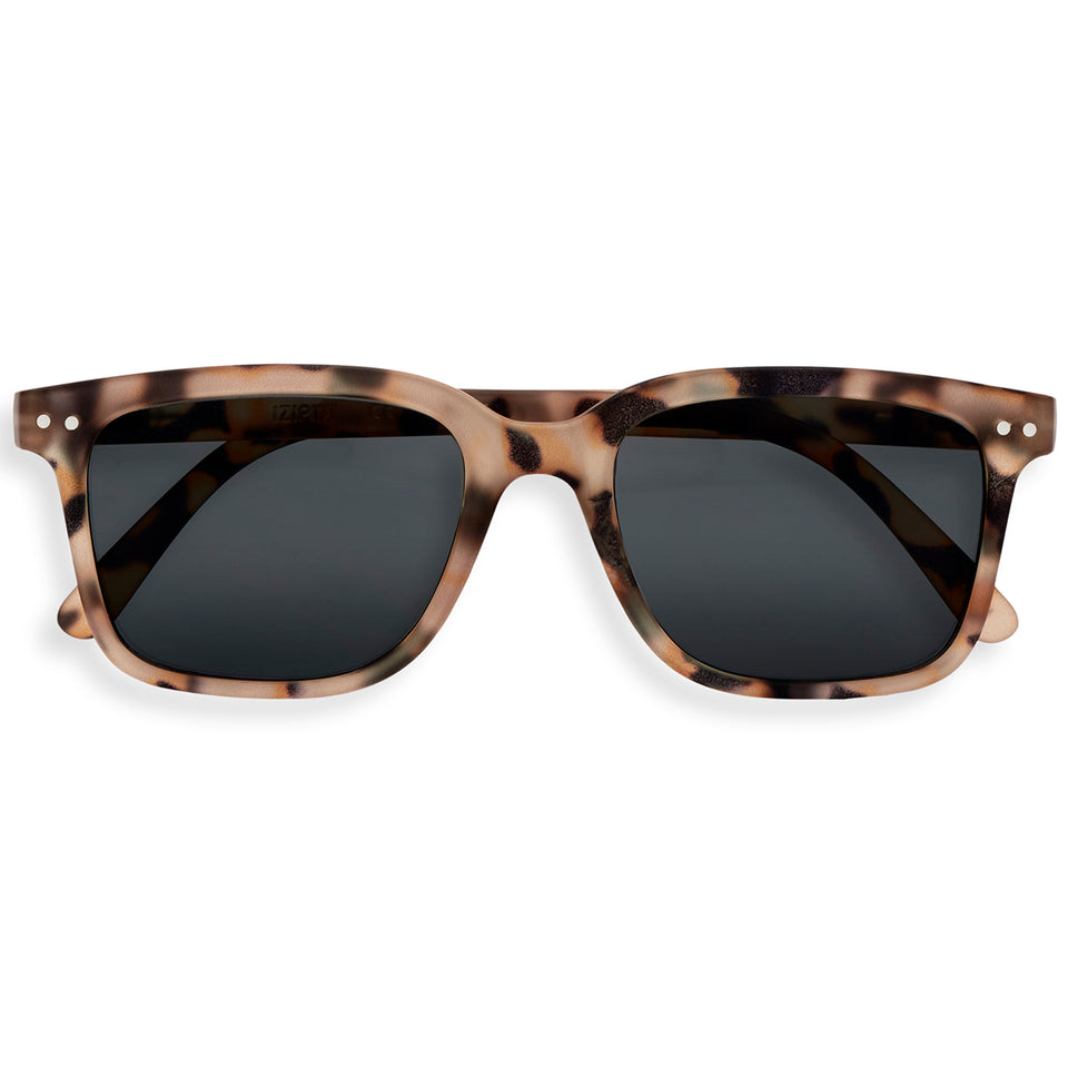 Light Tortoise #L Sunglasses by Izipizi