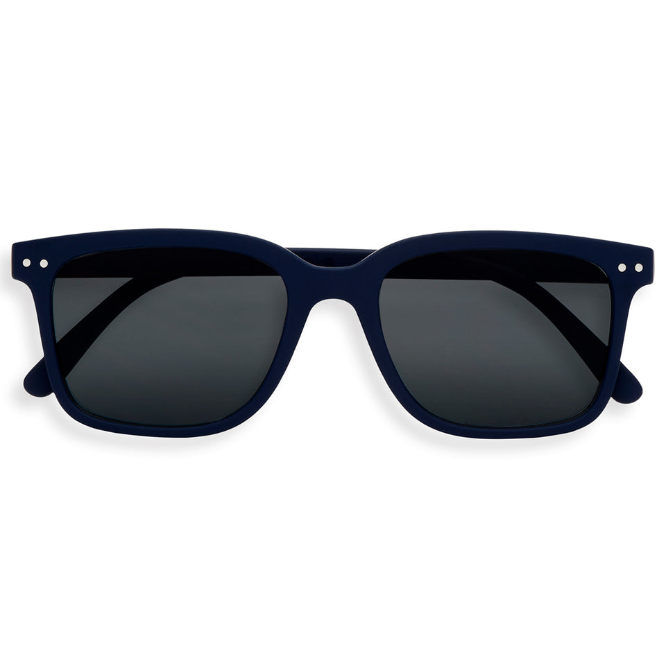 Navy Blue #L Sunglasses by Izipizi