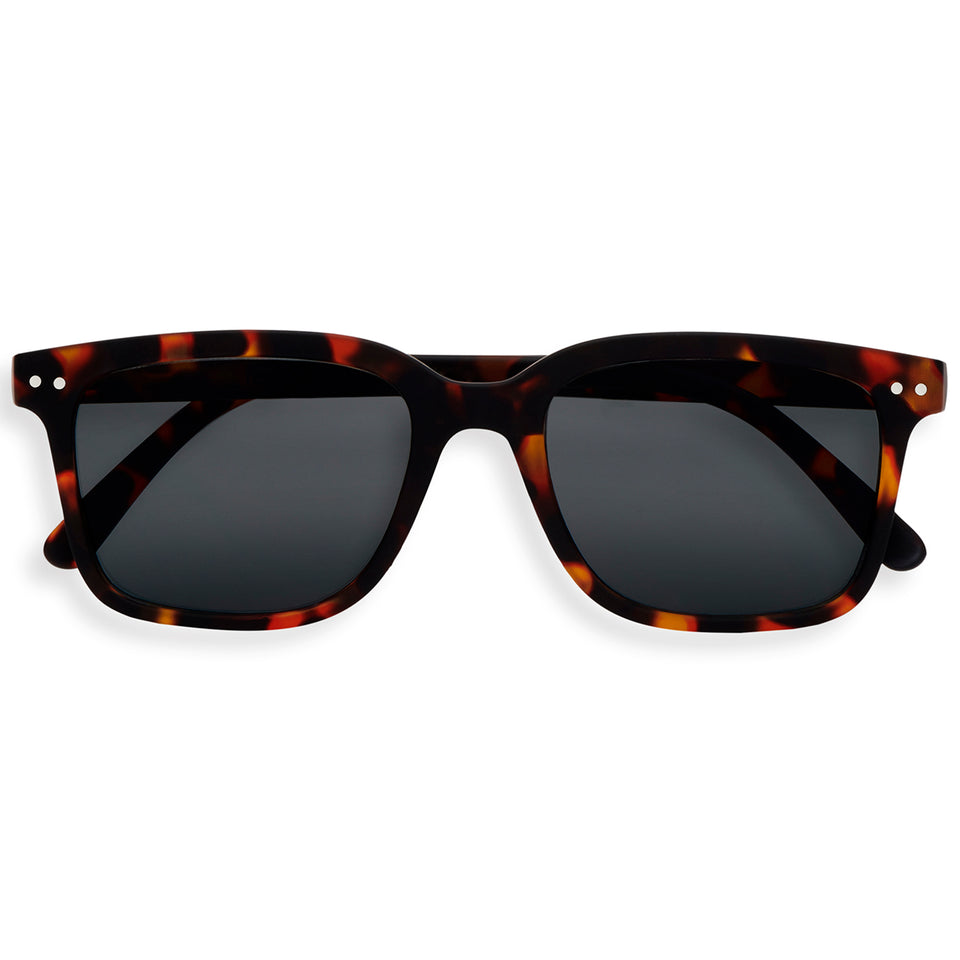 Tortoise #L Sunglasses by Izipizi