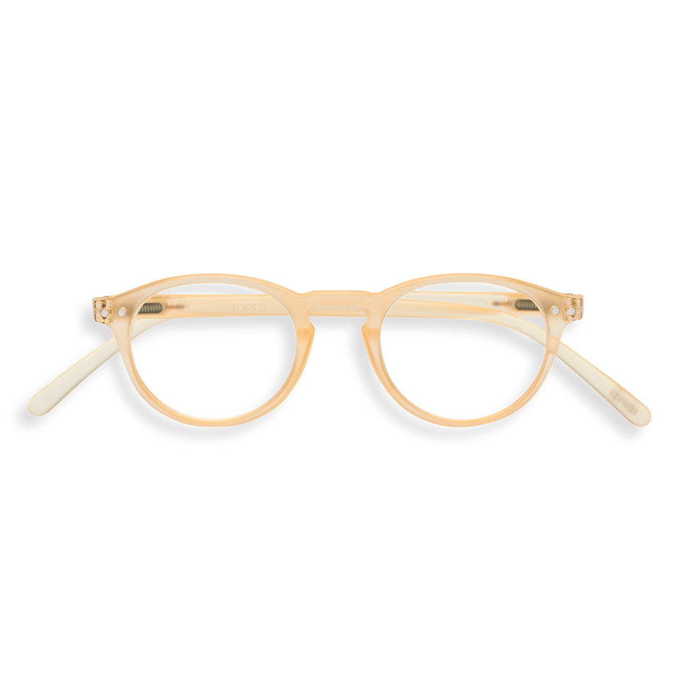Fool's Gold #A Reading Glasses by Izipizi - Glazed Ice Limited Edition