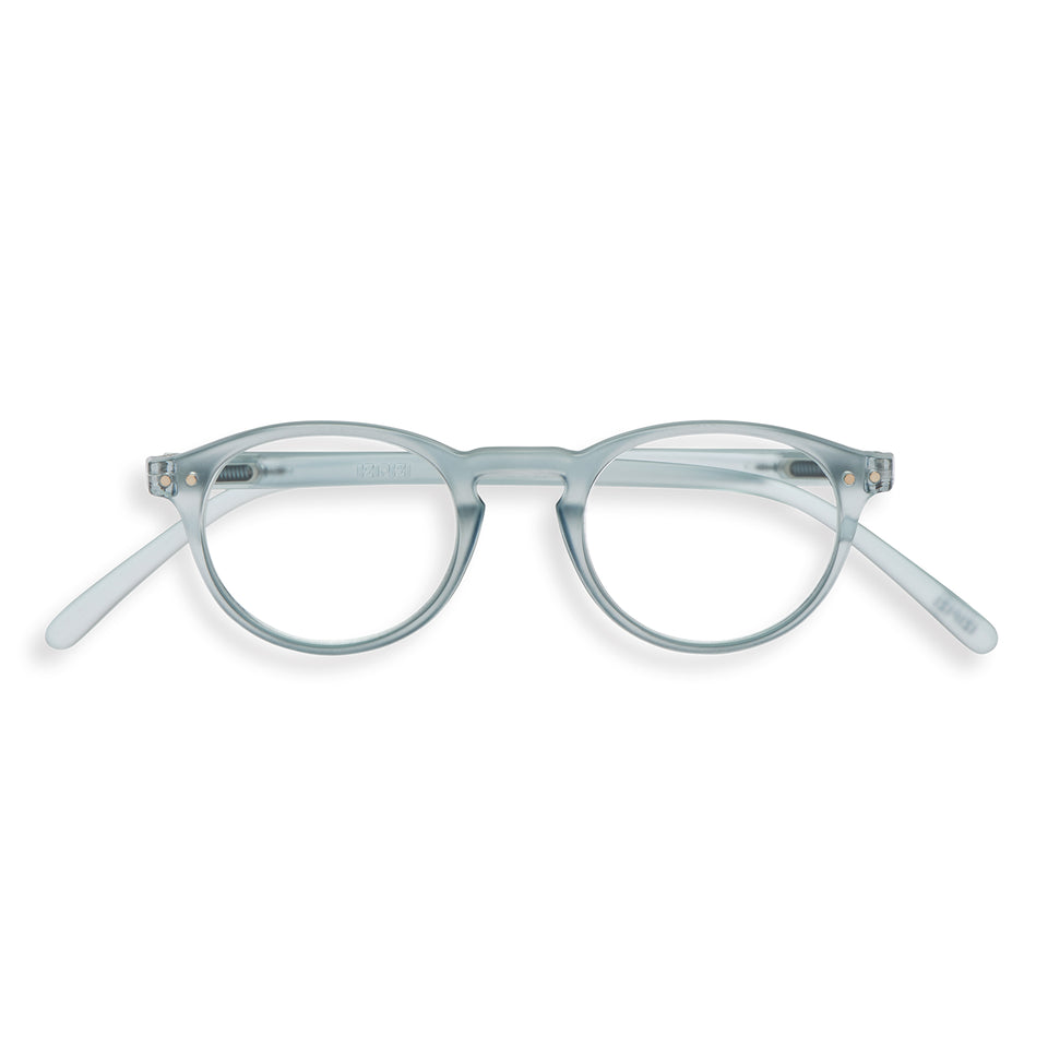 Frosted Blue #A Reading Glasses by Izipizi - Glazed Ice Limited Edition