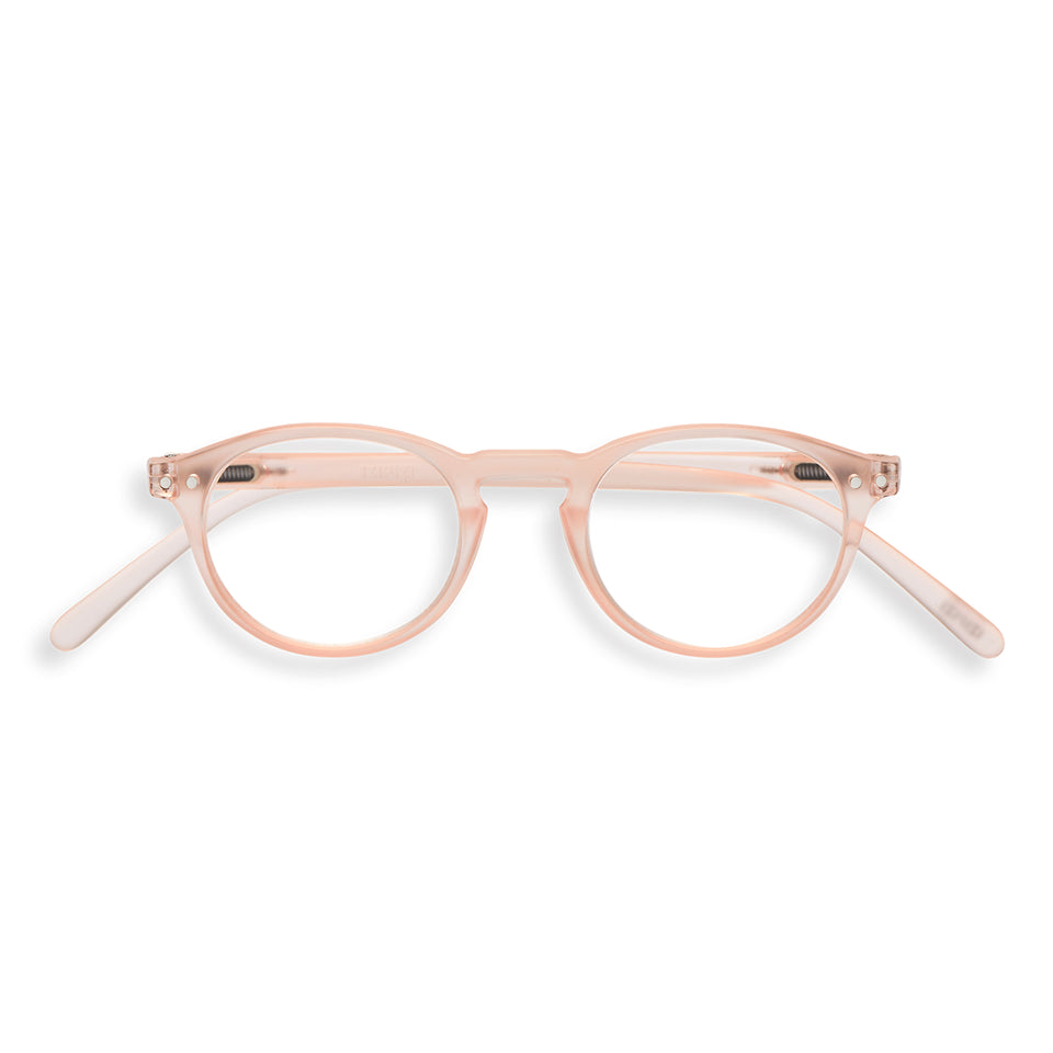 Rose Quartz #A Reading Glasses by Izipizi - Glazed Ice Limited Edition