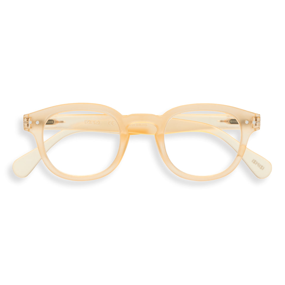 Fool's Gold #C Screen Glasses by Izipizi - Glazed Ice Limited Edition