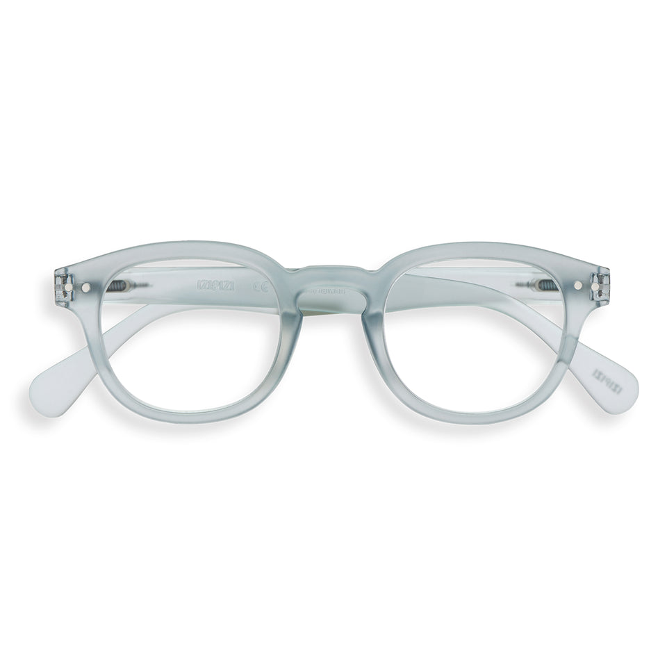 Frosted Blue #C Screen Glasses by Izipizi - Glazed Ice Limited Edition
