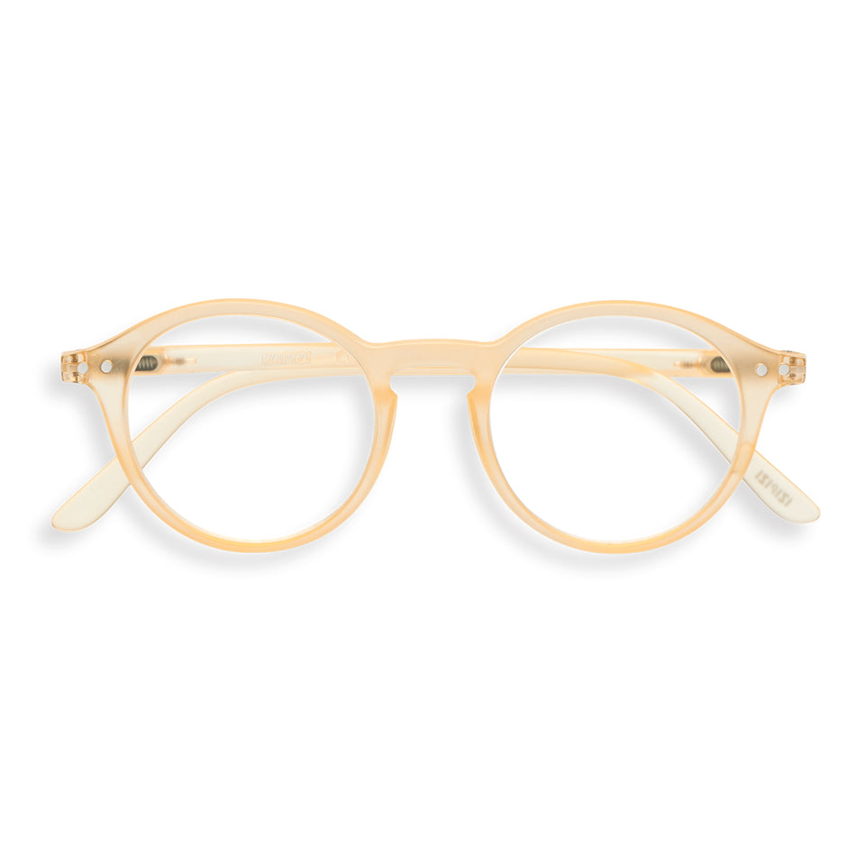 Fool's Gold #D Screen Glasses by Izipizi - Glazed Ice Limited Edition
