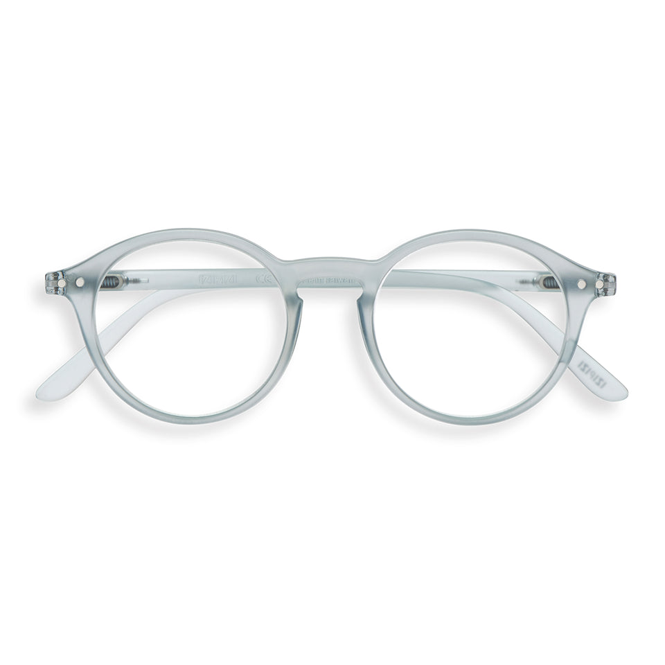 Frosted Blue #D Screen Glasses by Izipizi - Glazed Ice Limited Edition