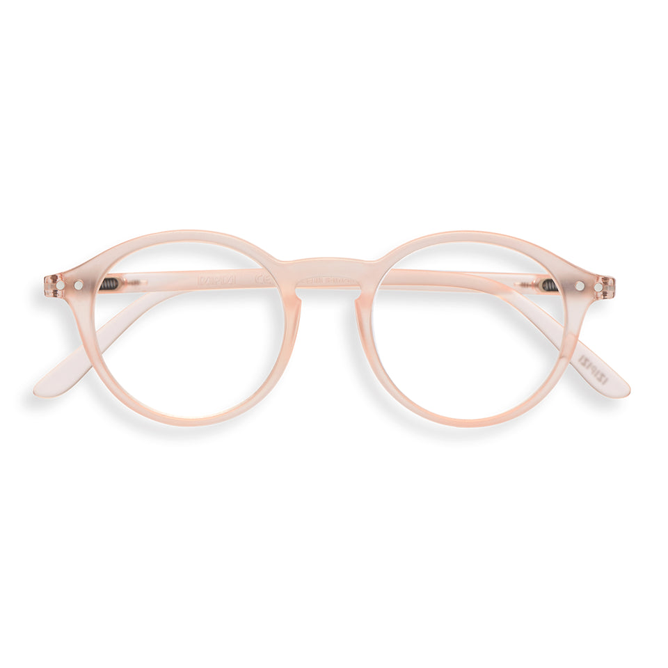 Rose Quartz #D Screen Glasses by Izipizi - Glazed Ice Limited Edition