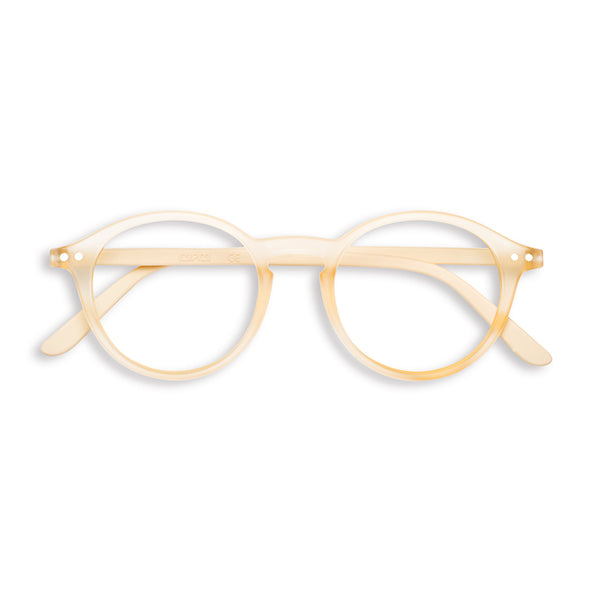 Neutral Beige #D Reading Glasses by Izipizi - Limited Edition