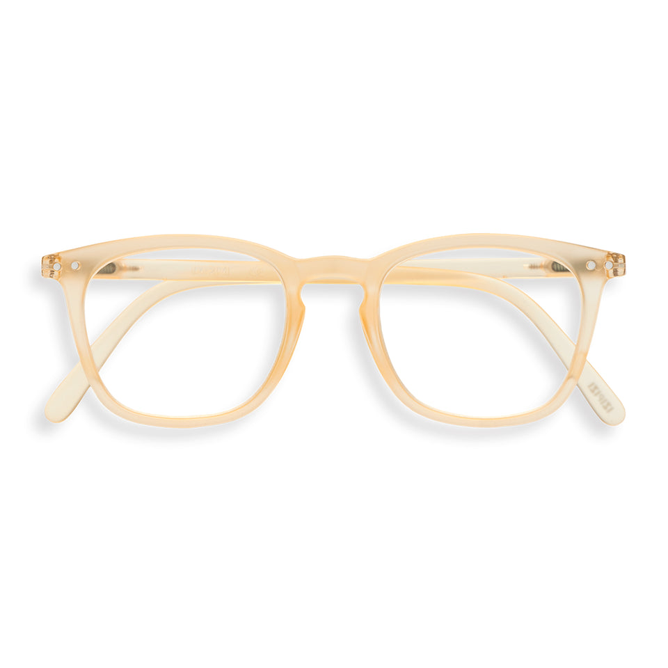 Fool's Gold #E Reading Glasses by Izipizi - Glazed Ice Limited Edition