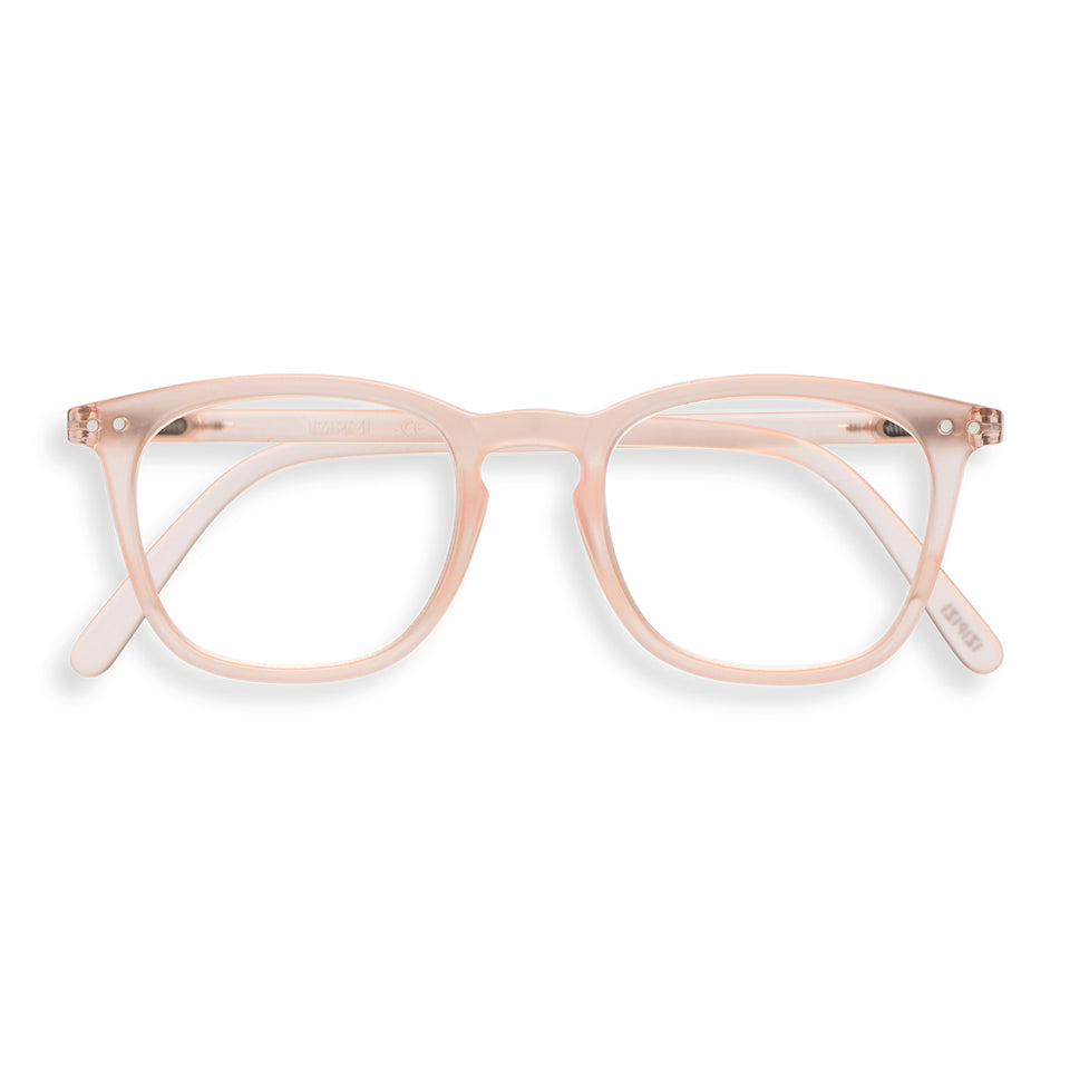 Rose Quartz #E Reading Glasses by Izipizi - Glazed Ice Limited Edition