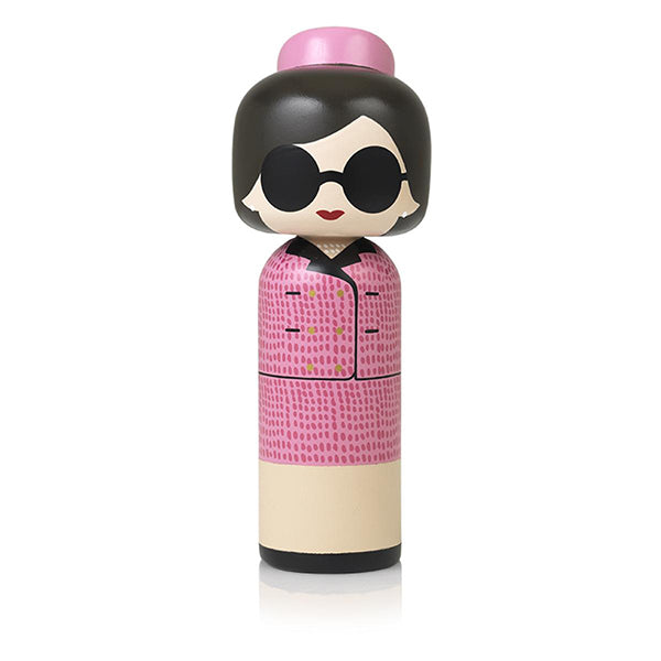 Jackie Wooden Kokeshi Doll by Sketch.inc for lucie kaas