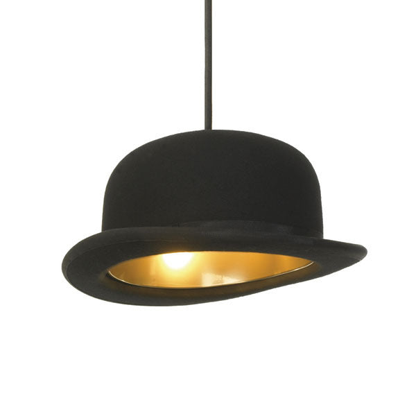 Jeeves Hat Pendant Light by Jake Phipps for Innermost - Vertigo Home
