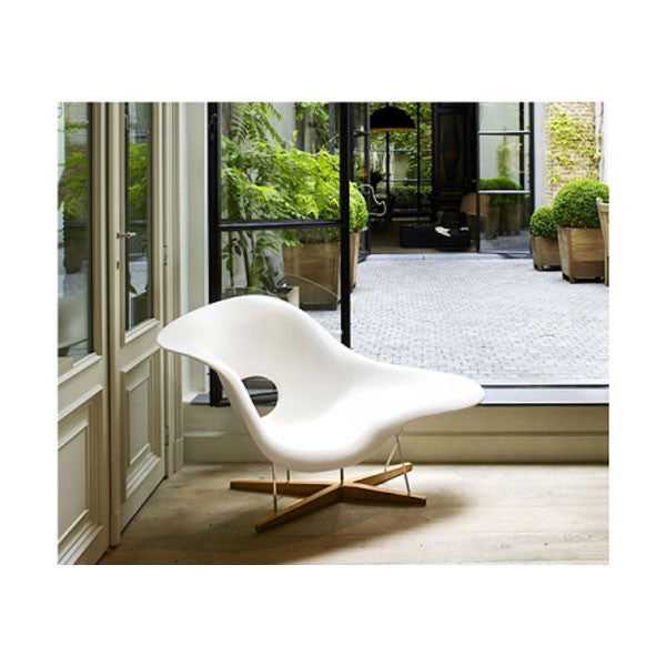 Eames La Chaise Lounge Chair By Vitra - Vertigo Home