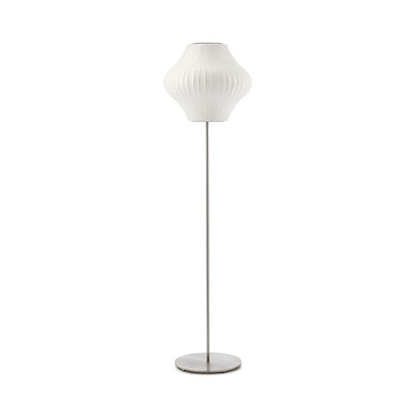 Pear Lotus Floor Bubble Lamp - George Nelson - Modernica - Vertigo Home