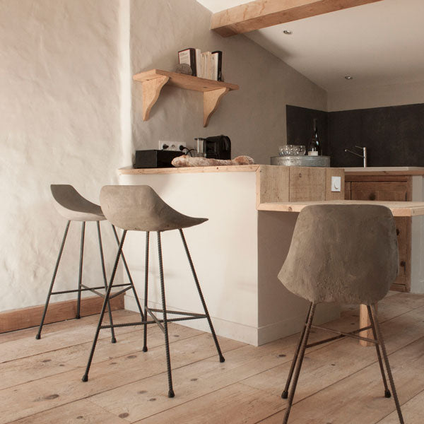 Hauteville Counter Chair by Lyon Béton