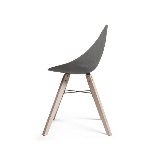 Hauteville Plywood Chair by Lyon Béton