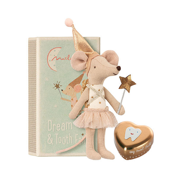 Tooth Fairy Big Sister Mouse by Maileg