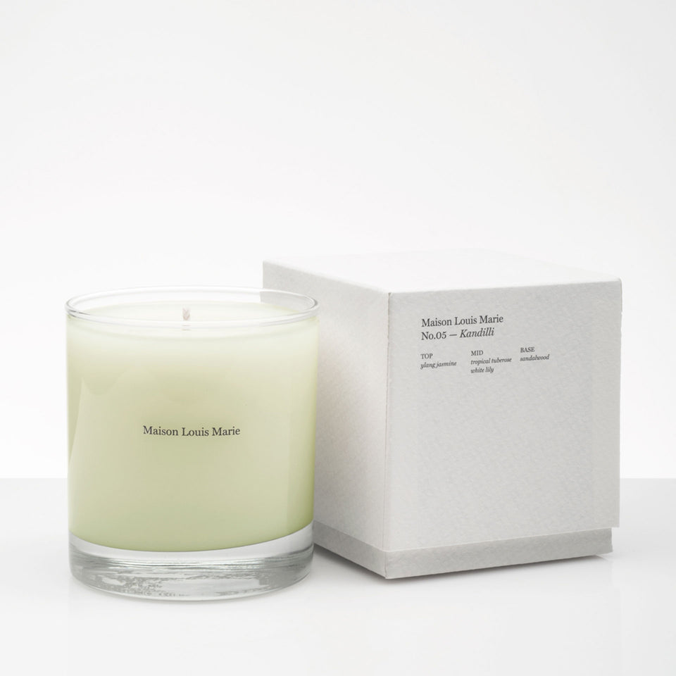 No.05 Kandilli Candle by Maison Louis Marie