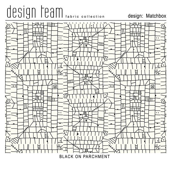 Match Box - Design Team Fabric - Vertigo Home
