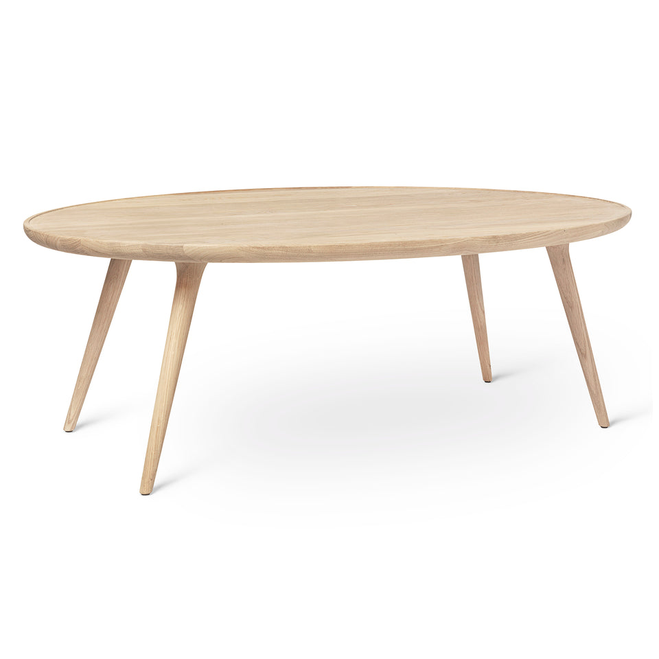 Accent Oval Lounge Table by Space Copenhagen for Mater