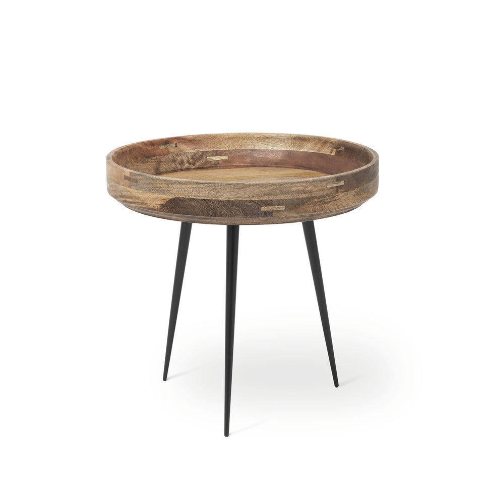 Bowl Table by Ayush Kasliwal for Mater