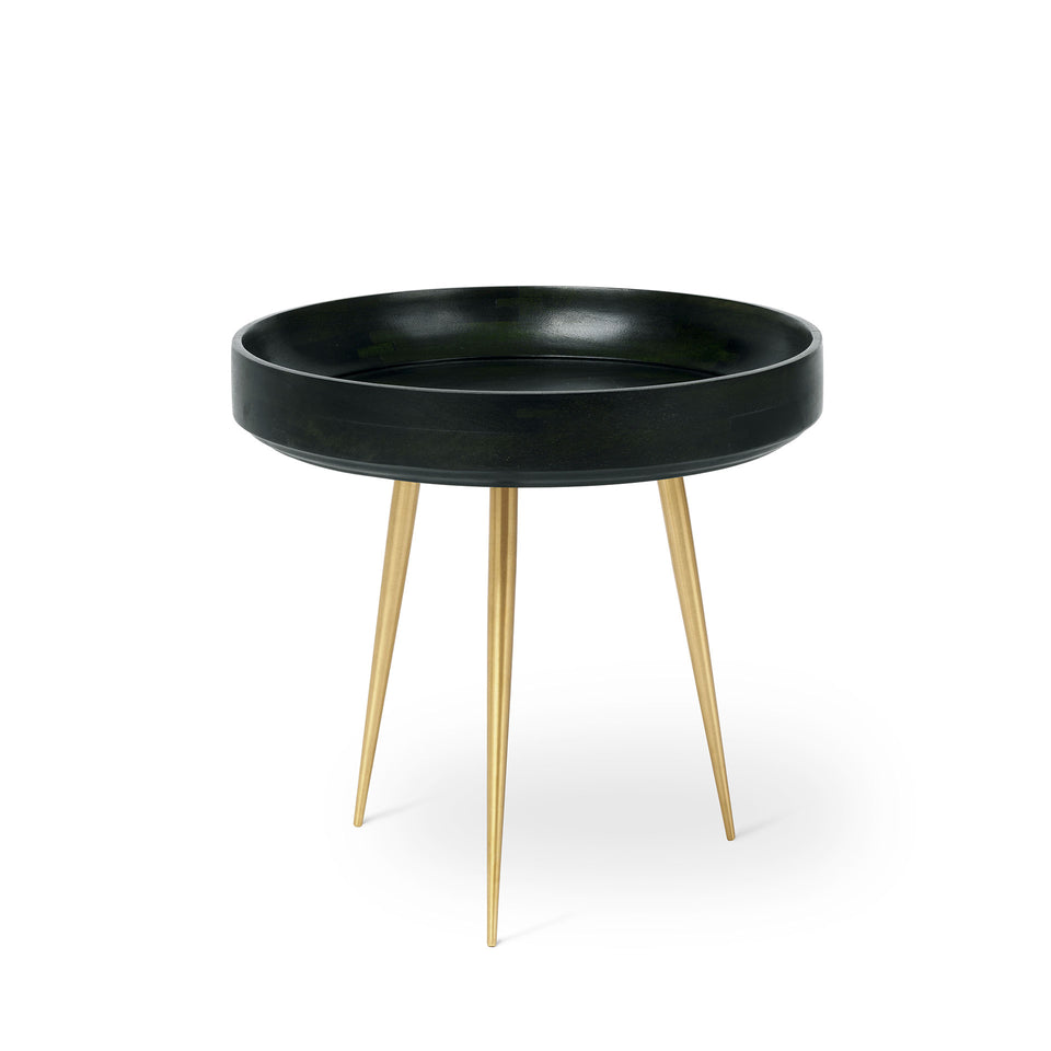 Nori Green Bowl Table by Ayush Kasliwal for Mater
