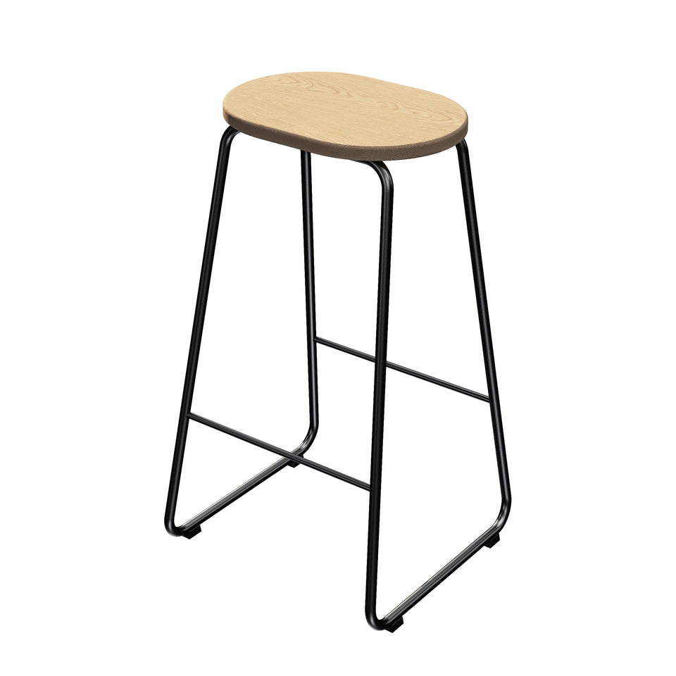 Earth Bar Stool by Eva Harlou for Mater