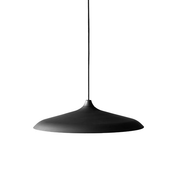 Circular LED Lamp - Black by Studio WM for Menu