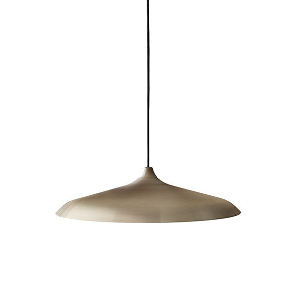 Circular LED Lamp - Bronzed Brass by Studio WM for Menu