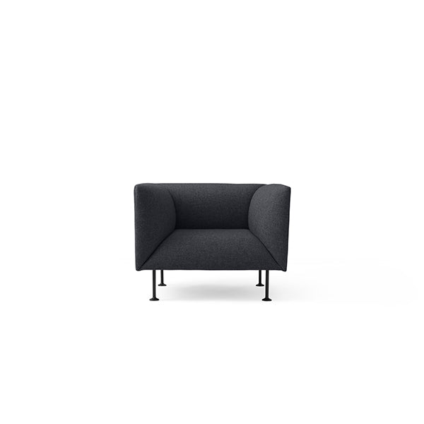Godot 1 Seater Sofa Chair by Iskos-Berlin for Menu