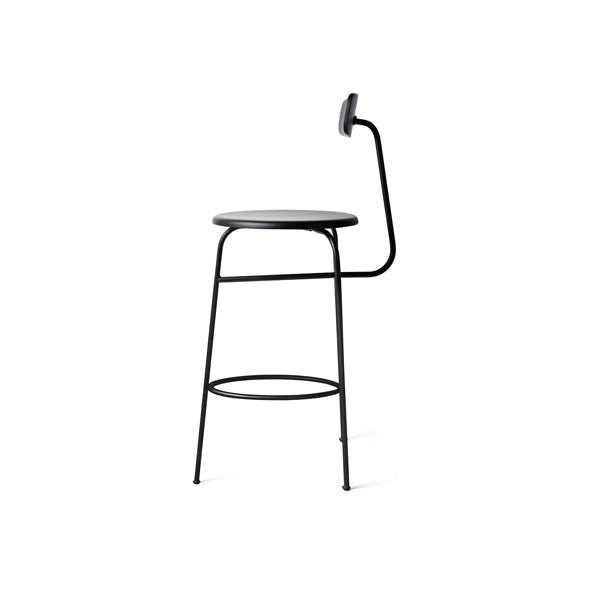 Afteroom Bar Stool Black by Afteroom for Menu - Vertigo Home