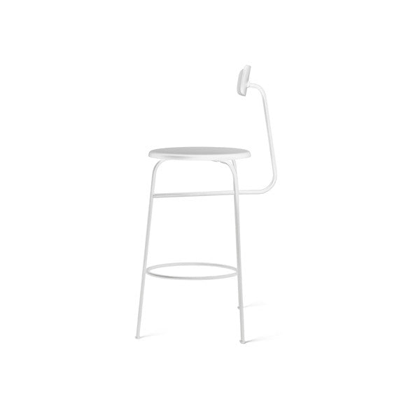 Afteroom Bar Stool White by Afteroom for Menu - Vertigo Home
